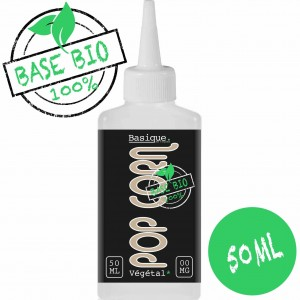Pop Corn - 50ml - Bio Basique.