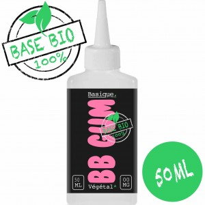 Bubble Gum - 50ml - Bio Basique.