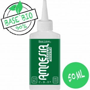 Amnesia Kush - CBD Full Spectrum -  Bio Basique. 50ml